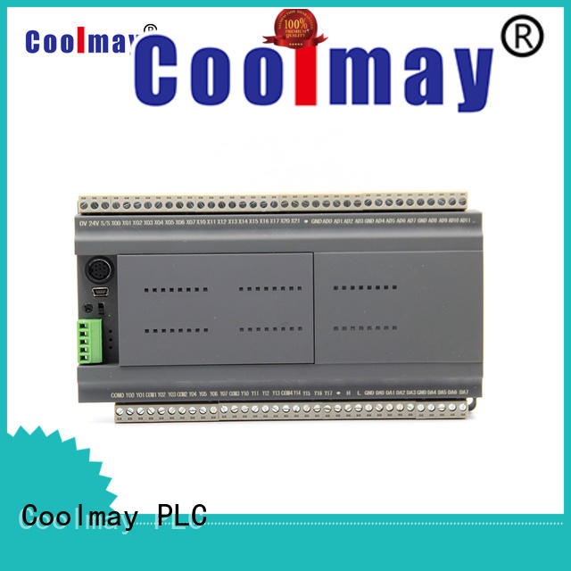 Coolmay High-quality siemens plc programming language factory for textile machinery