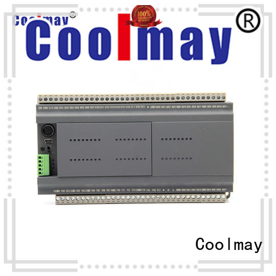Coolmay programmable logic controller cpu for business for environmental protection engineering