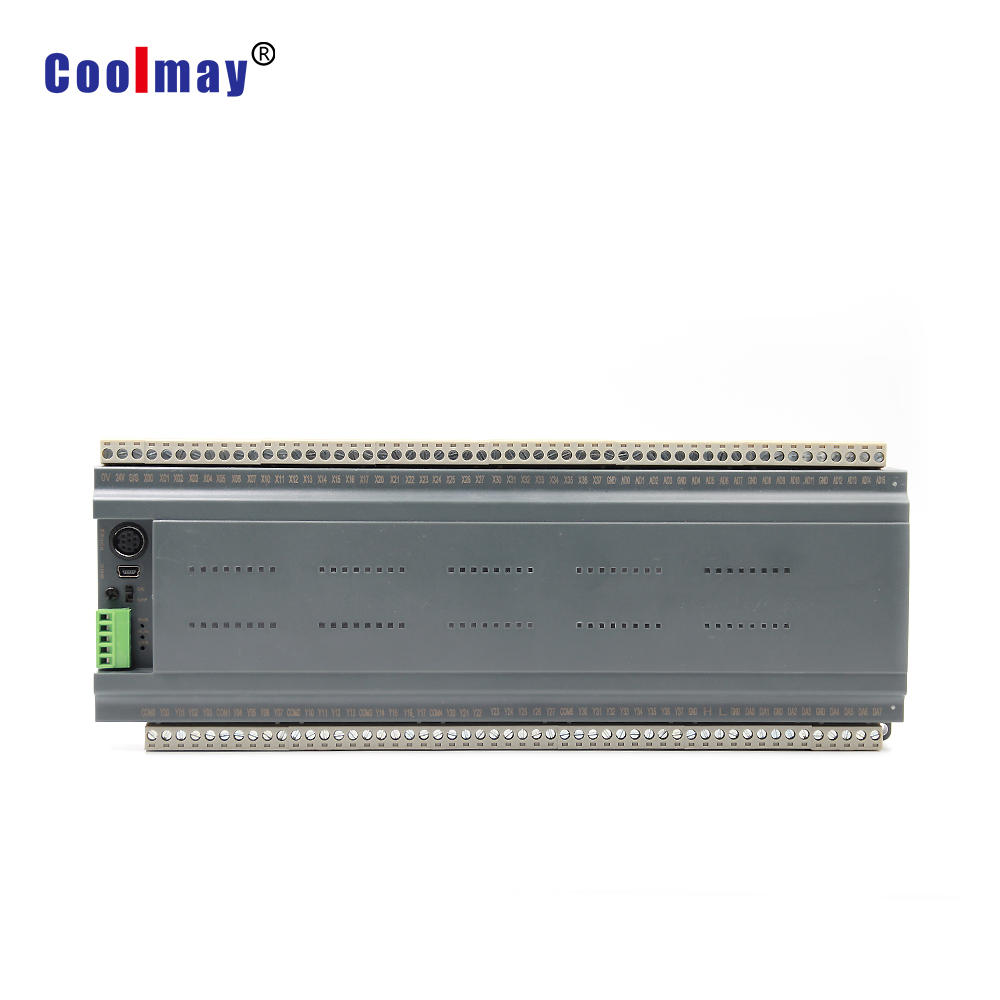 40DI 40DO plc controller with 232 and 485 used in hot air seam sealing machine