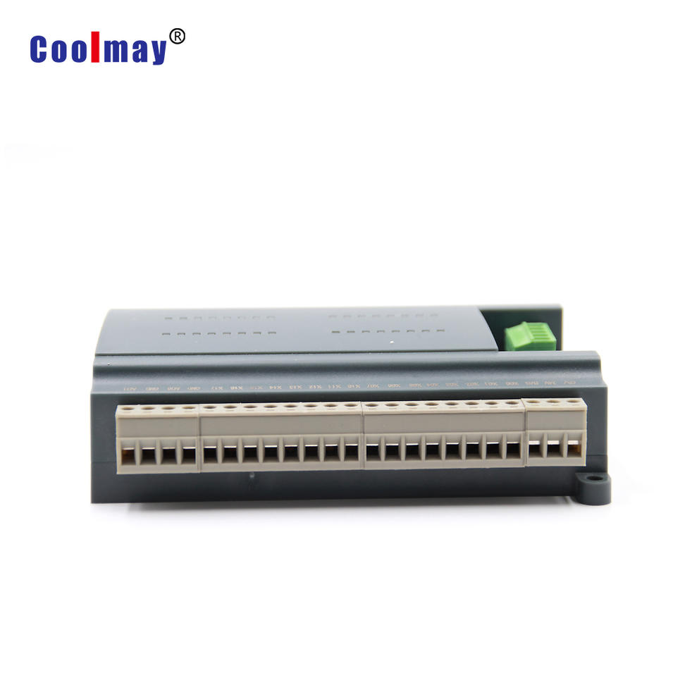 Coolmay Transistor output 4-20mA analog PLC programmable logic Controller used in Hot Air Welding Machine