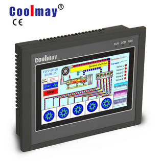 Low Cost PLC With HMI-Programmable Logic Controller PDF By Coolmay PLC