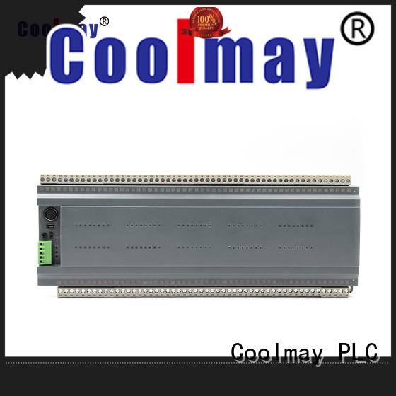 Coolmay basic components of plc factory for power equipment