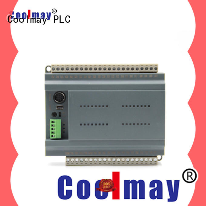 Coolmay Latest types of plc programming devices Supply for injection molding machinery