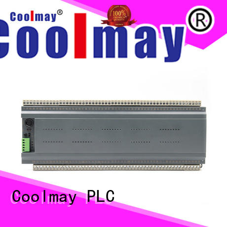 Coolmay Custom analog input output module plc for business for coal mining equipment