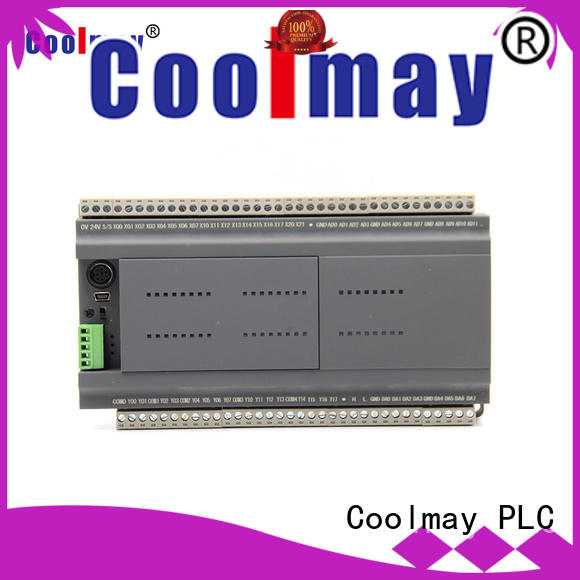 Coolmay modular plc system manufacturers for packaging machinery