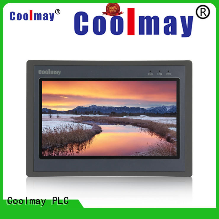 Custom touch screen and plc Suppliers for textile machinery