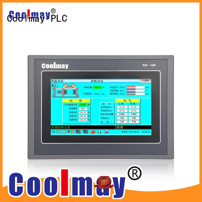 Coolmay omega plc Supply for injection molding machinery