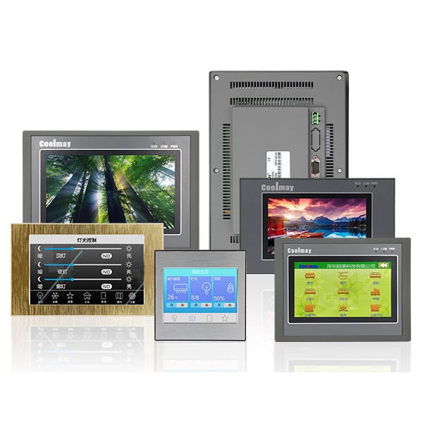 Coolmay Stock 3.5inch to 15inch various HMI touch screen