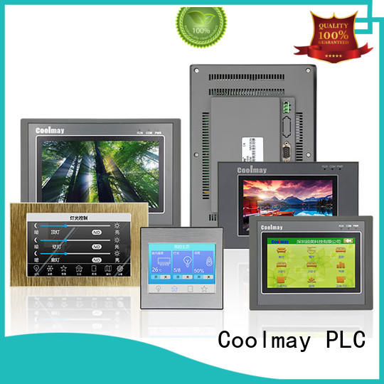 Coolmay touch-screen HMI bulk for printing machinery