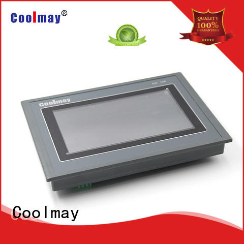 Coolmay hmiplc plc panel oem for packaging machinery