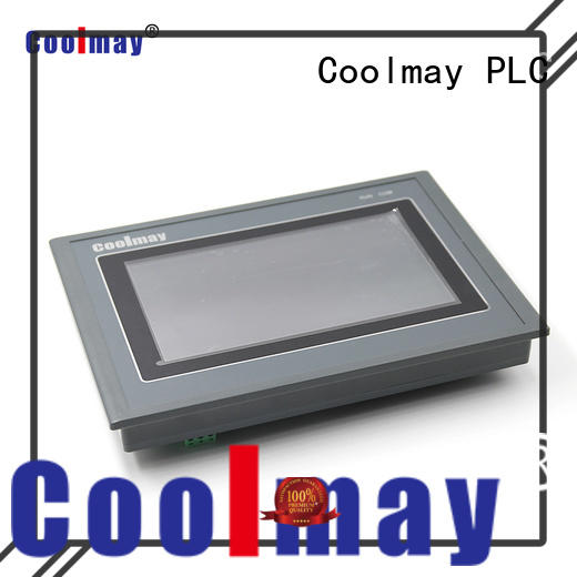 Coolmay allinone hmi controller solutions for textile machinery