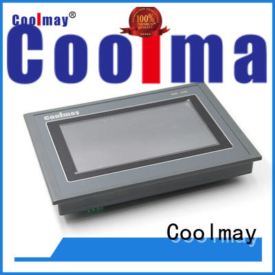 Coolmay hmi control panel odm for packaging machinery