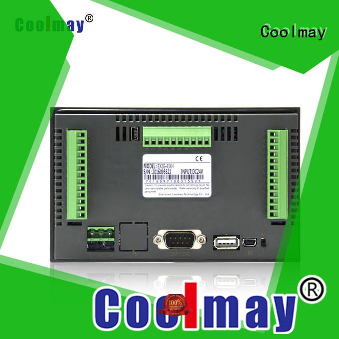Coolmay New cheap plc for business for textile machinery