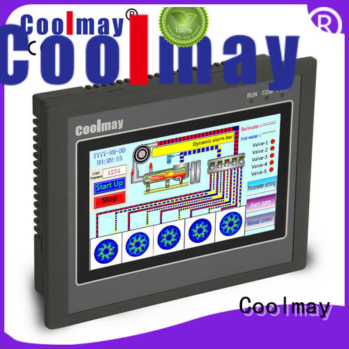 Coolmay functional plc and hmi odm for power equipment