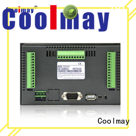 touch screen plc computer oem for central air conditioning