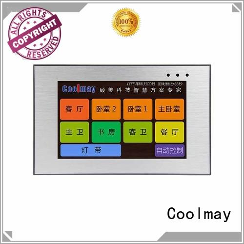Coolmay high-tech hmi device solutions for packaging machinery