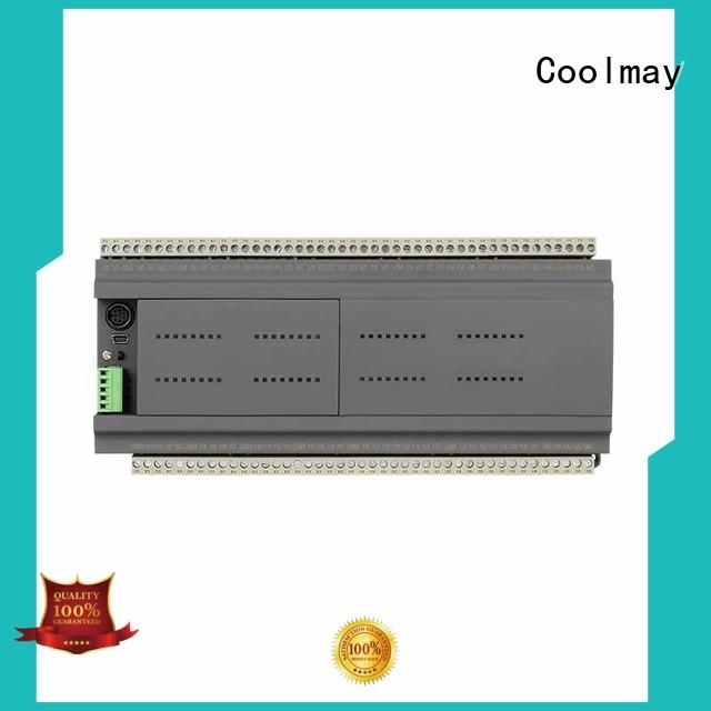 Coolmay custom plc industrial solutions for packaging machinery