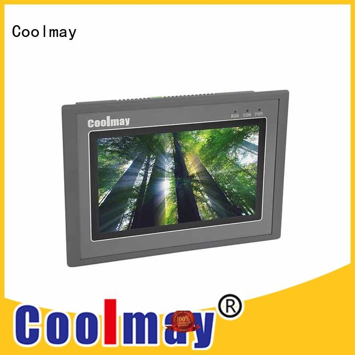 Coolmay Top touch screen film Supply for textile machinery