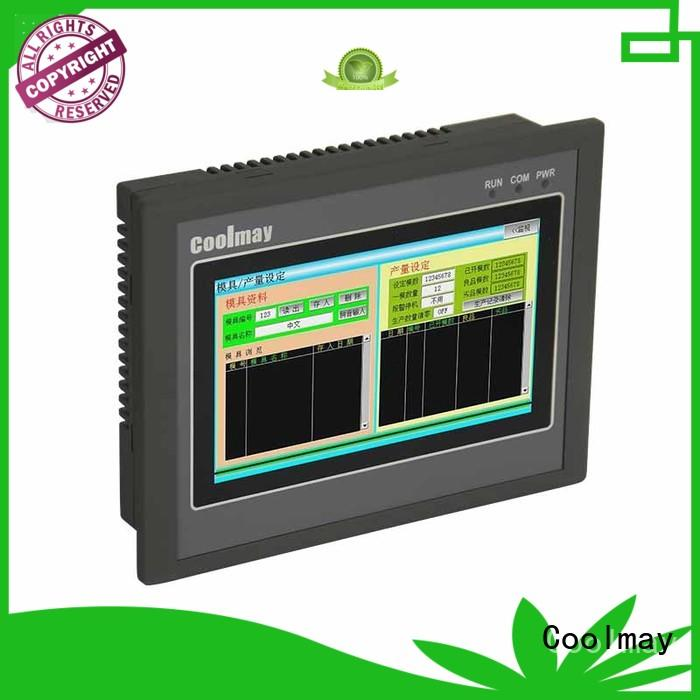 Quality Coolmay Brand PLC HMI all in one efficient