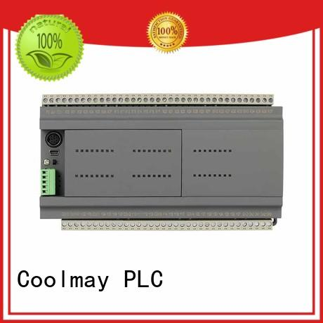 Coolmay maintenance low cost plc for printing machinery