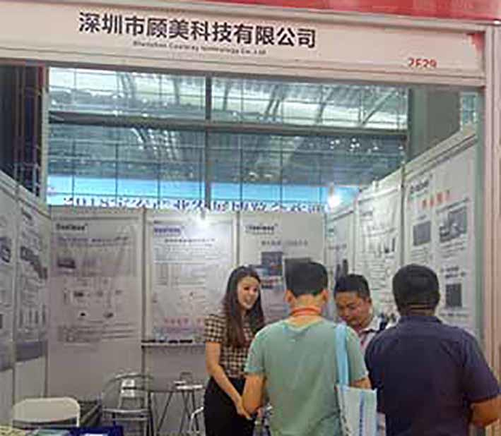 Coolmay shows up at Shenzhen International Smart Equipment Expo on July 26, 2018
