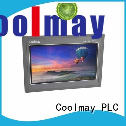Coolmay powerful industrial hmi panels wholesale for textile machinery