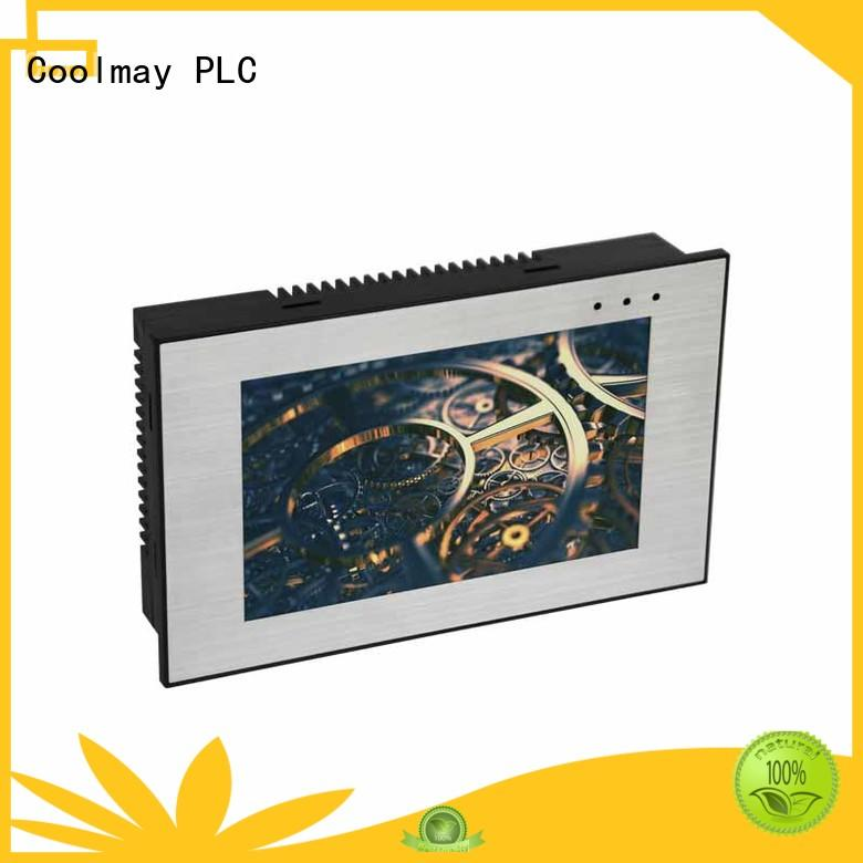 Coolmay powerful plc touch screen factory directly for packaging machinery