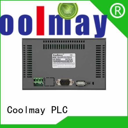 Coolmay lcd hmi factory directly for packaging machinery