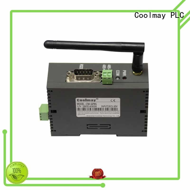coolmay plc i o modules factory for machinery Coolmay