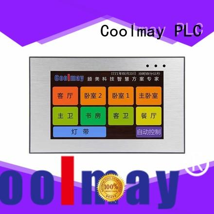 interaction hmi device odm for packaging machinery