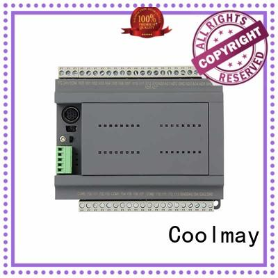 Coolmay costom plc input output modules oem for printing machinery