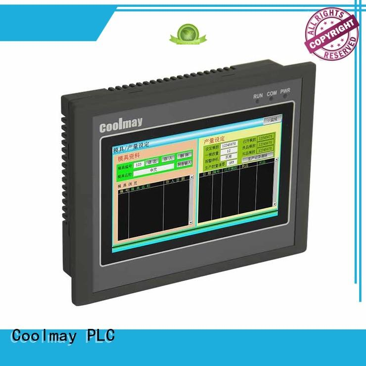 practical small plc controller price customized for packaging machinery Coolmay
