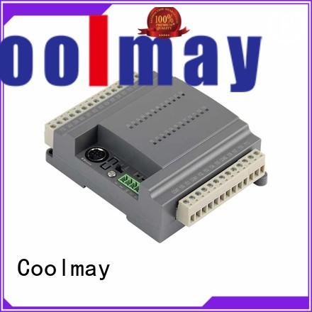 Coolmay controller PLC directly sale for injection molding machinery