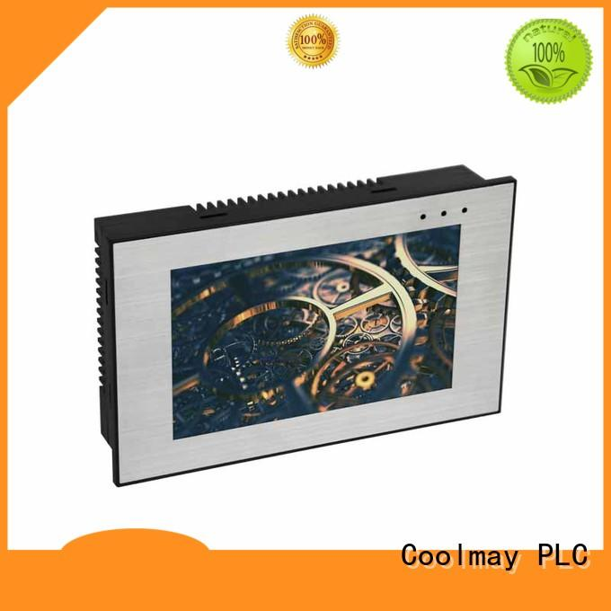 Coolmay plc touch screen oem