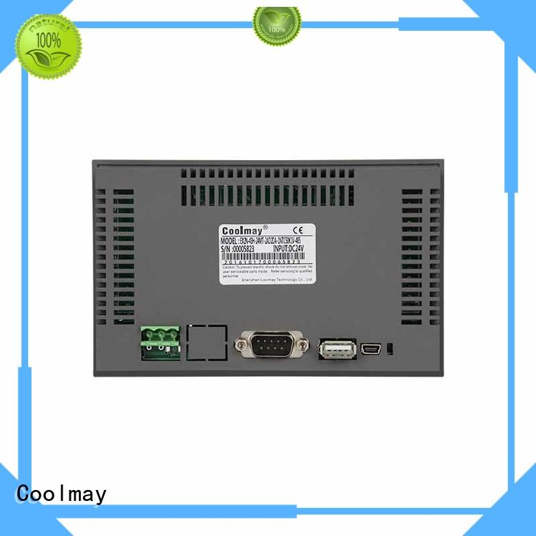 Coolmay lcd hmi odm for packaging machinery