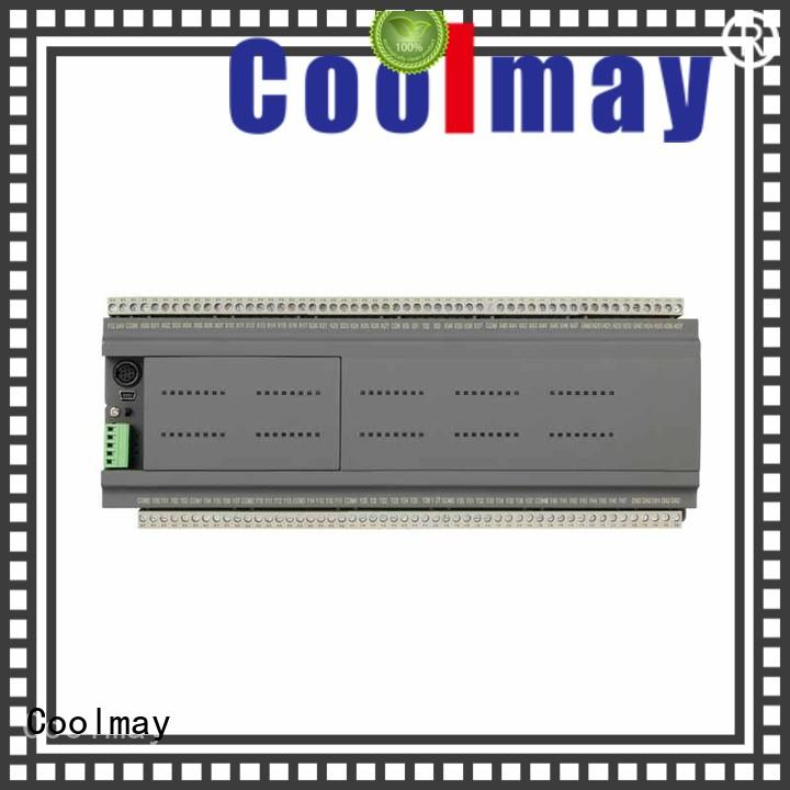 coolmay plc control panel plc manufacturer for packaging machinery