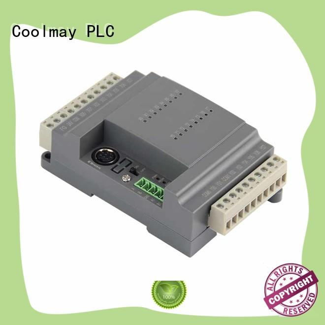 Coolmay high-speed plc module wholesale for civil automation fields