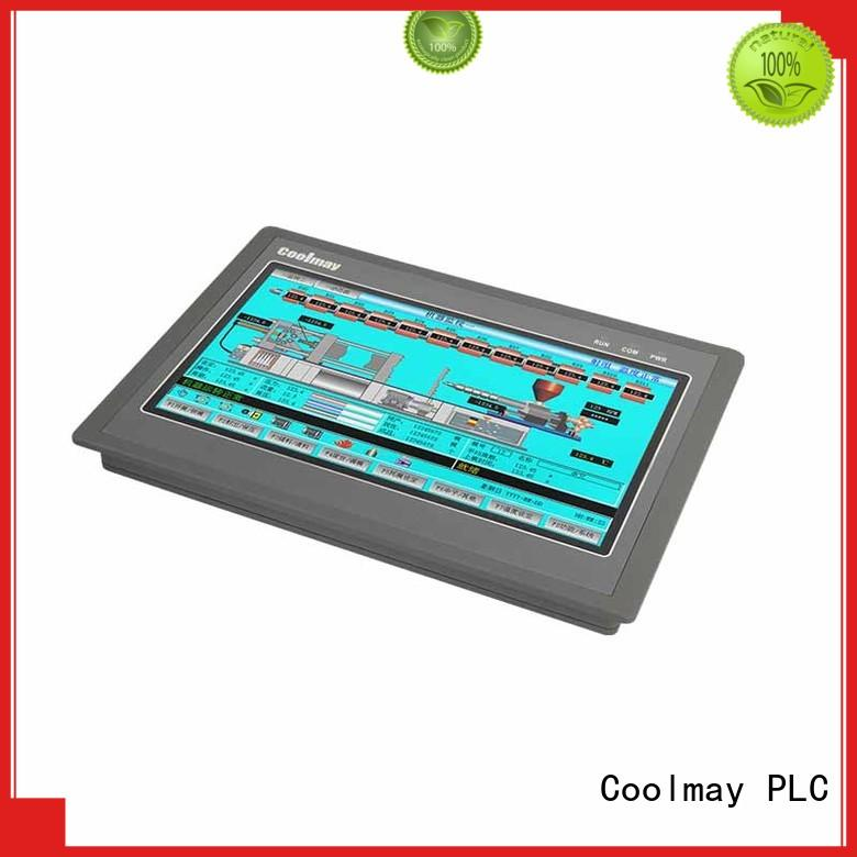 Coolmay hmi unit odm for textile machinery