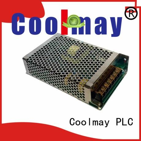short circuit protection advanced technology minimal noise plc power supply Coolmay Brand