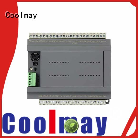 Coolmay plc input output modules manufacturing for packaging machinery