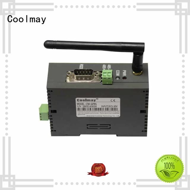high technology plc input output modules support TCP/IP/UDP Coolmay company
