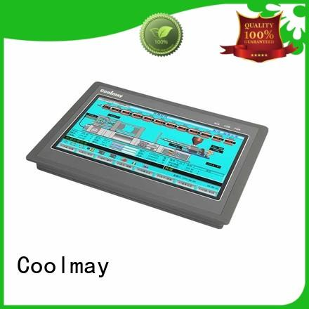 industrial plc touch panel for HVAC machinery Coolmay