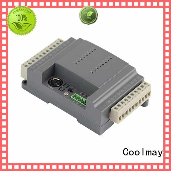 Coolmay logic control systems manufacturing for industrial fields