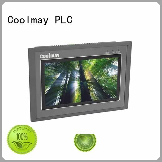 Coolmay hmi display unit bulk for textile machinery