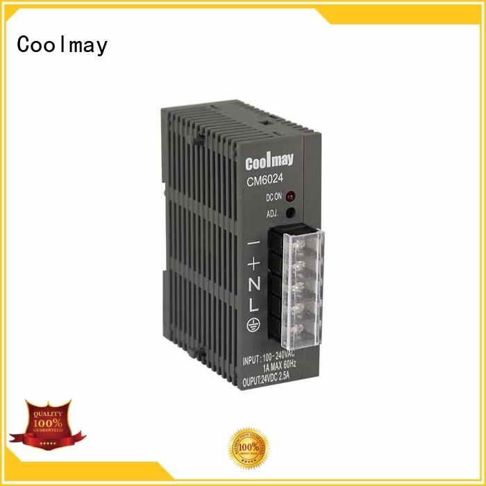 Coolmay Brand short circuit protection overload protection plc power supply module stable performance supplier