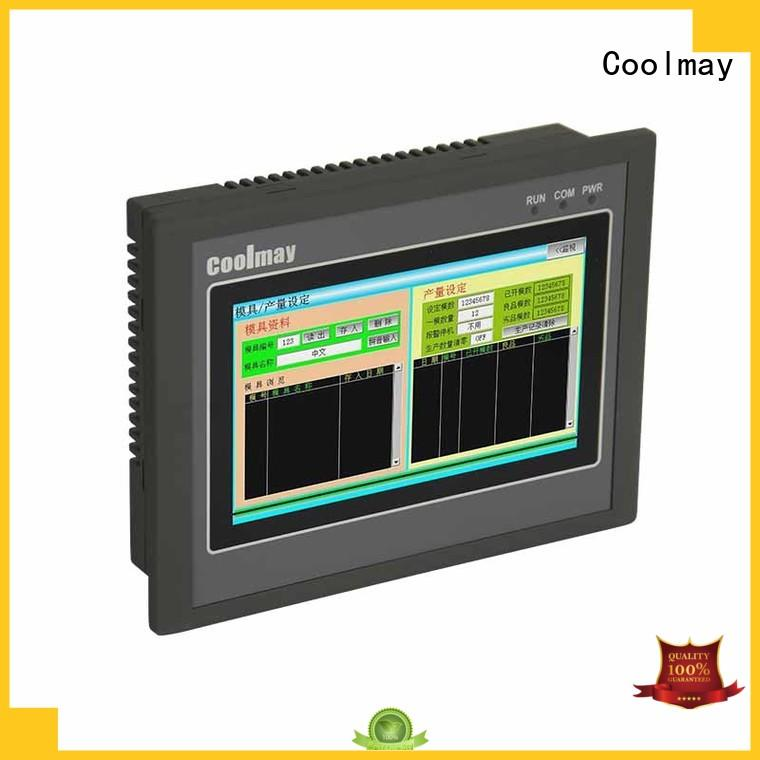 Coolmay hot selling industrial plc manufacturer for textile machinery