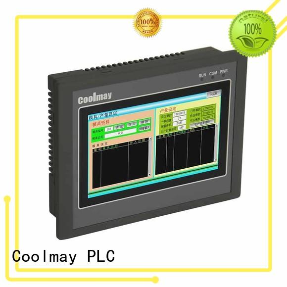 plc and hmi for power equipment Coolmay