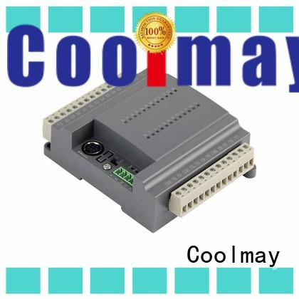 Coolmay efficient small plc controller design for commercial