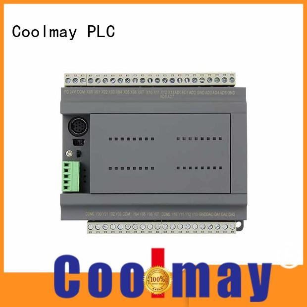 Coolmay nice design plc input output modules wholesale for packaging machinery