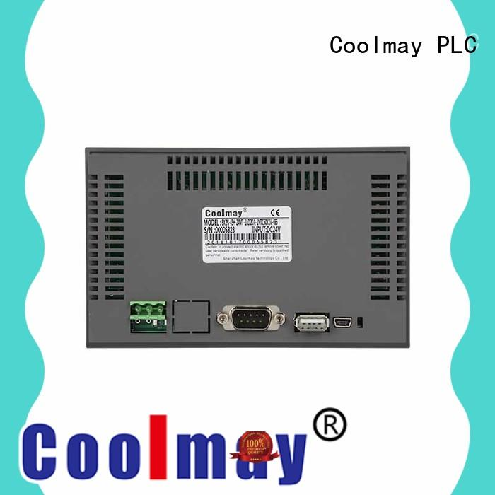 Coolmay Top hmi industries factory for central air conditioning